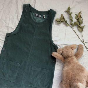 Amanda Smith Vintage Pocket Maxi Long Dress